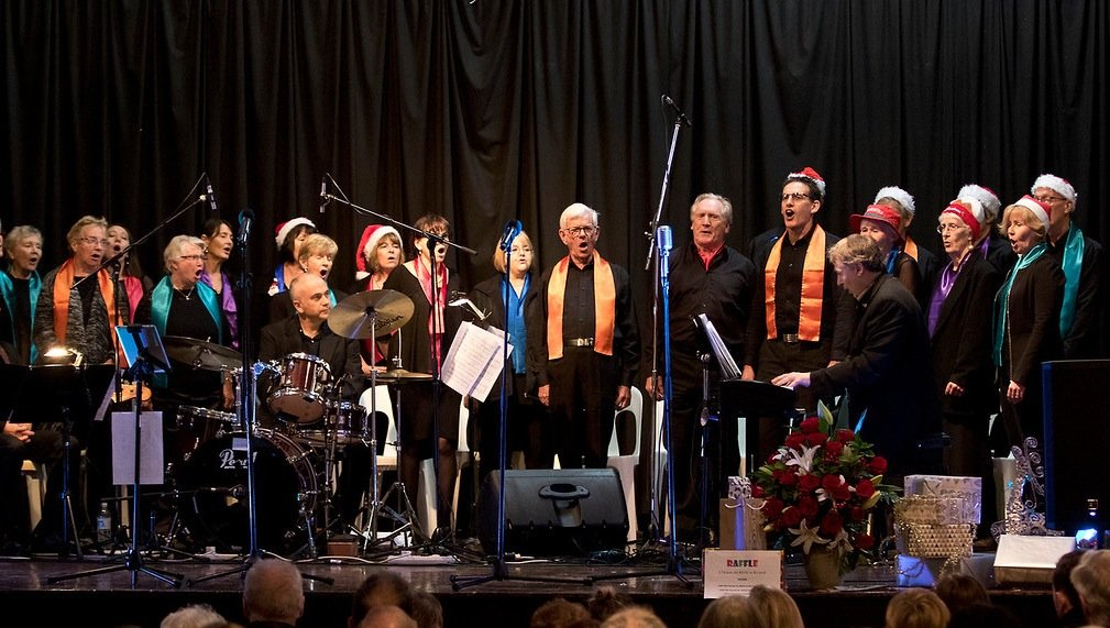 Swan Harmony Singers